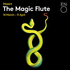 Book The Magic Flute Tickets