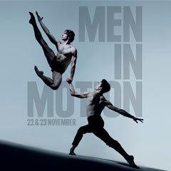 Book Men In Motion Tickets