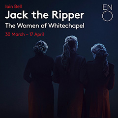 Book Jack the Ripper Tickets