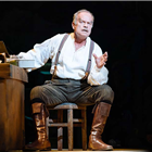 Kelsey Grammer in Man of La Mancha at London Coliseum - Photo Manuel Harlan