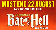 Book Bat Out Of Hell Tickets