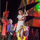 Alfie Boe and Katherine Jenkins in Carousel at the London Coliseum. Photo by Tristram Kenton