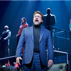 Michael Ball in the West End production of Chess at the London Coliseum. Photo credit: Brinkhoff/Moegenburg