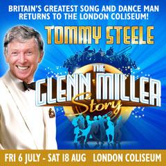 Book The Glenn Miller Story Tickets