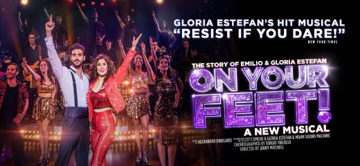 Book On Your Feet! Tickets