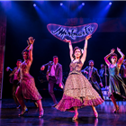 Cast in On Your Feet at London Coliseum - photo credit Johan Persson