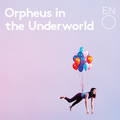 Book Orpheus In The Underworld Tickets
