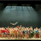 Bizet's CARMEN at the London Coliseum. Photo by Alastair Muir