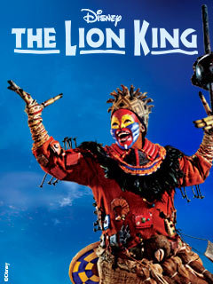 Book Disney's The Lion King tickets - Seats from 37.50 from LOVEtheatre
