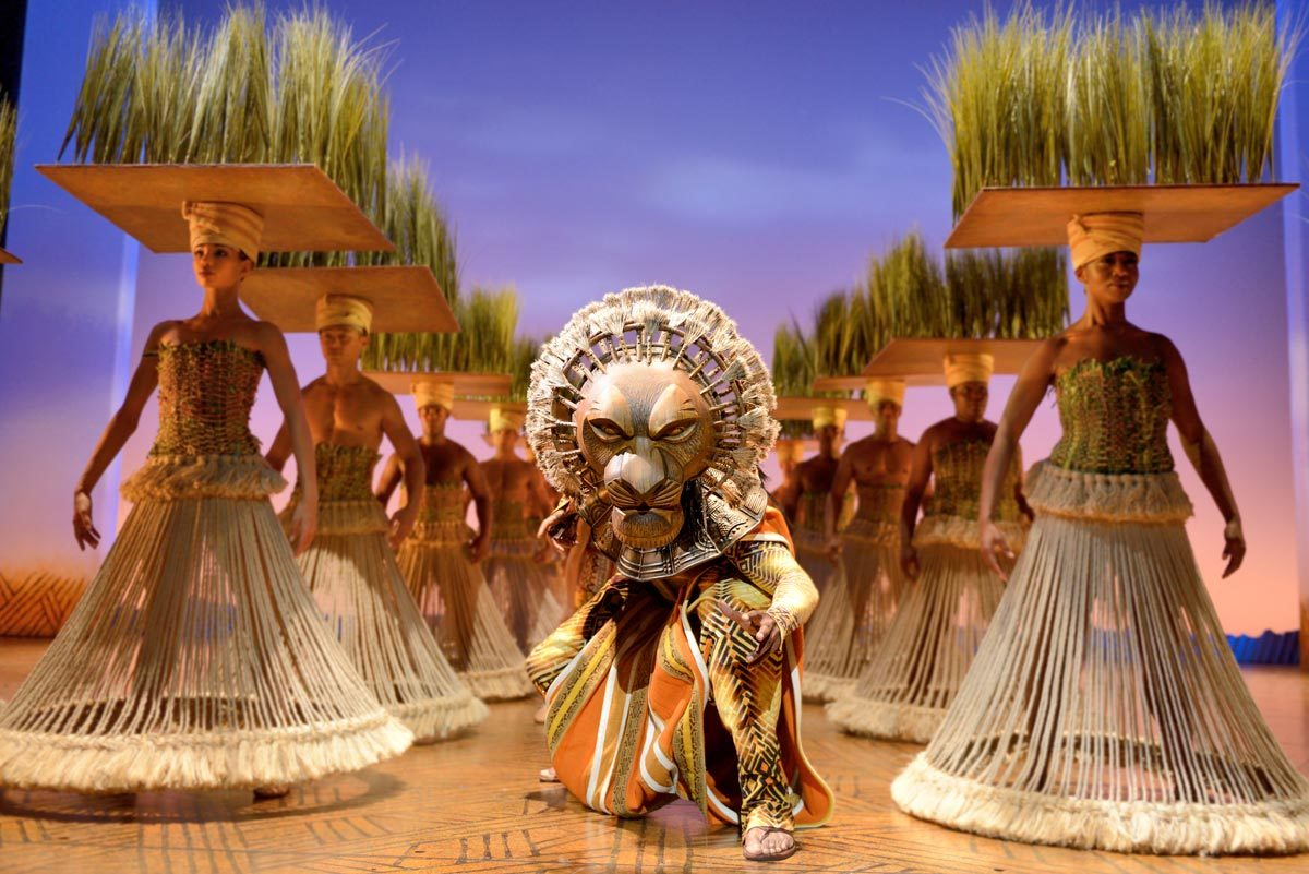 the lion king tickets  lyceum theatre  london