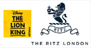 Book The Lion King + 3 Course Dinner & Glass of Champagne at The Ritz Tickets