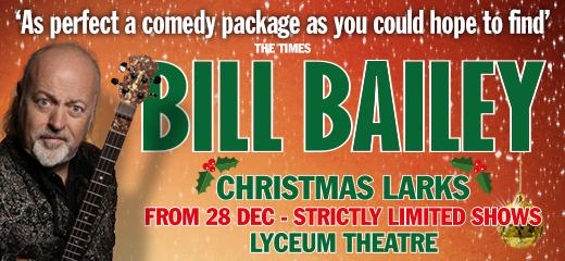 Bill Bailey: Christmas Larks!