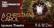 Book A Christmas Carol - Lyceum Theatre Tickets
