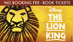 The Lion King tickets - LOVE Theatre