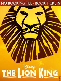 Book The Lion King tickets from LOVEtheatre