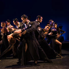 Book Tango Fire Tickets