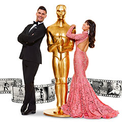 Book Aljaž Skorjanec & Janette Manrara - Remembering The Oscars Tickets
