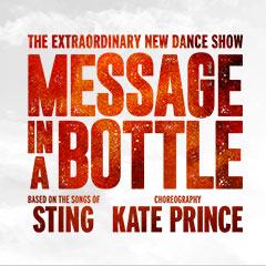 Book Message In A Bottle Tickets