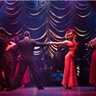The cast of Tango after Dark at the Peacock Theatre, London