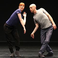 Book William Forsythe - A Quiet Evening of Dance Tickets