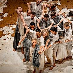 Book GöteborgsOperans Danskompani, Sidi Larbi Cherkaoui & Antony Gormley - Icon Tickets