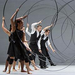 Book GöteborgsOperans Danskompani, Sidi Larbi Cherkaoui & Antony Gormley - Noetic Tickets