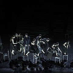 Book Tanztheater Wuppertal Pina Bausch - New Piece I Tickets