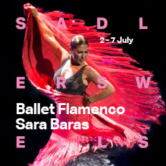 Book Ballet Flamenco Sara Baras Tickets