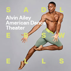 Book Alvin Ailey American Dance Theater: Programme A Tickets