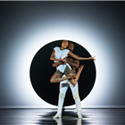 Alvin Ailey American Dance Theater at Sadlers Wells, London. Photo credit: Paul Kolnik