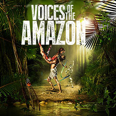Book Sisters Grimm - Voices Of The Amazon Tickets
