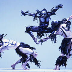 Book Rambert - Ghost Dances Tickets