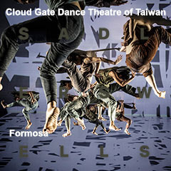 Book Cloud Gate Dance Theatre of Taiwan - Formosa Tickets