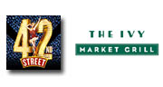 Book 42nd Street + 2 Course Pre Theatre meal at The Ivy Market Grill  Tickets