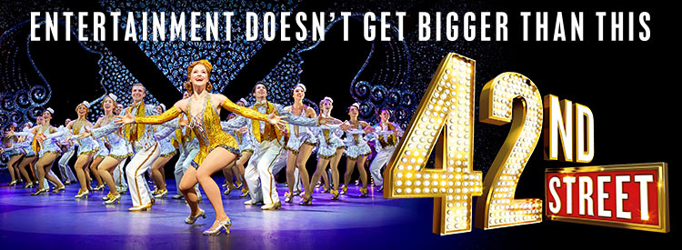 Image result for 42nd street musical london