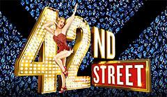 42nd Street tickets - from LOVEtheatre