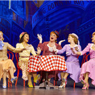 West End cast of 42nd Street at the Theatre Royal Drury Lane