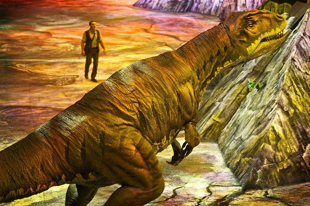 walking with dinosaurs tour london wembley tickets