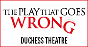 Book The Play That Goes Wrong + FREE 2 Course Dinner Tickets