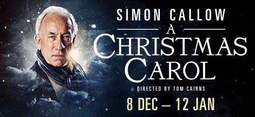 A Christmas Carol returns this Christmas!