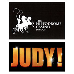 Book Judy! + FREE 2 Course Post-Theatre Dinner at Heliot Steak House Tickets