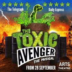 Book The Toxic Avenger Tickets