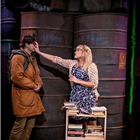 The Toxic Avenger musical at the Arts Theatre London