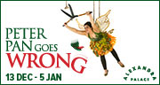 Book Peter Pan Goes Wrong Tickets