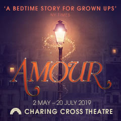 Book Amour Tickets