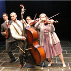 Cast of Daisy Pulls it Off at the Charing Cross Theatre.