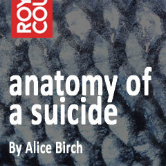 Book Anatomy Of A Suicide Tickets