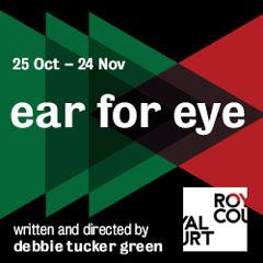 Book ear for eye Tickets