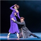 Lauren Cuthbertson and Edward Watson in The Royal Ballet's The Winter's Tale, 2014. Photo: ROH/Johan Persson.