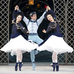 Book Les Patineurs / Winter Dreams / The Concert Tickets
